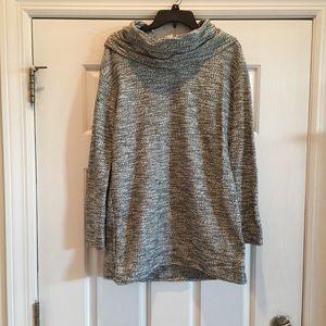 Merona Oversized Turtleneck Sweater